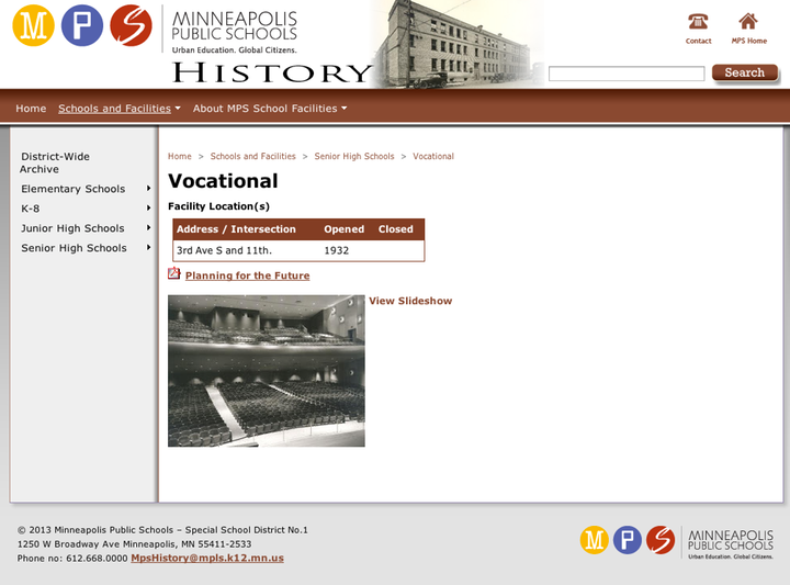 historyofvocational